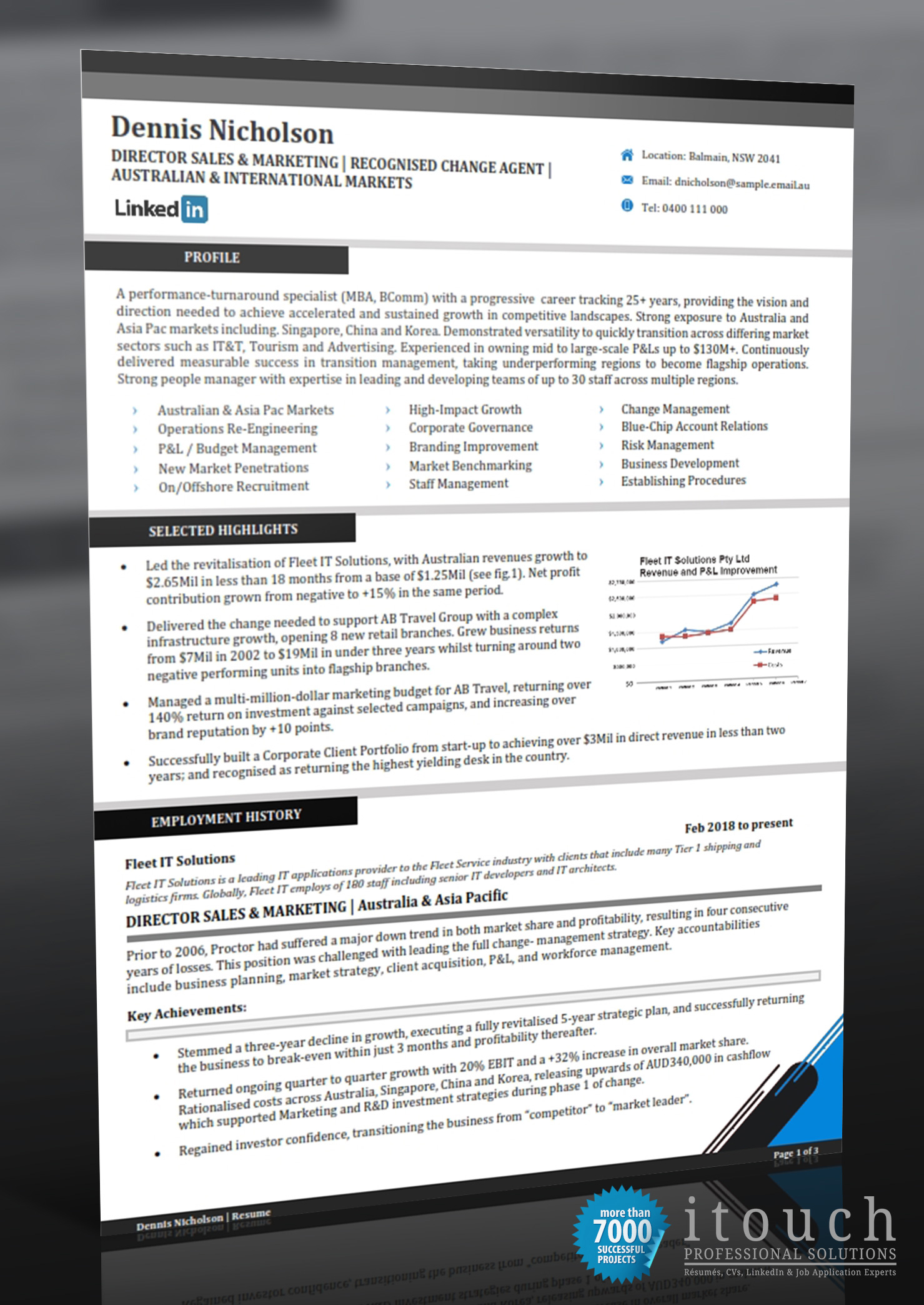 resume examples australia resume examples for the australian format